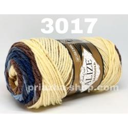 Alize Lana Gold Batik 3017