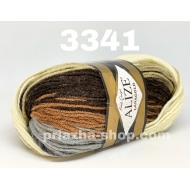 Alize Lana Gold Batik 3341