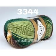 Alize Lana Gold Batik 3344