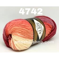 Alize Lana Gold Batik 4742