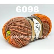 Alize Lana Gold Batik 6098