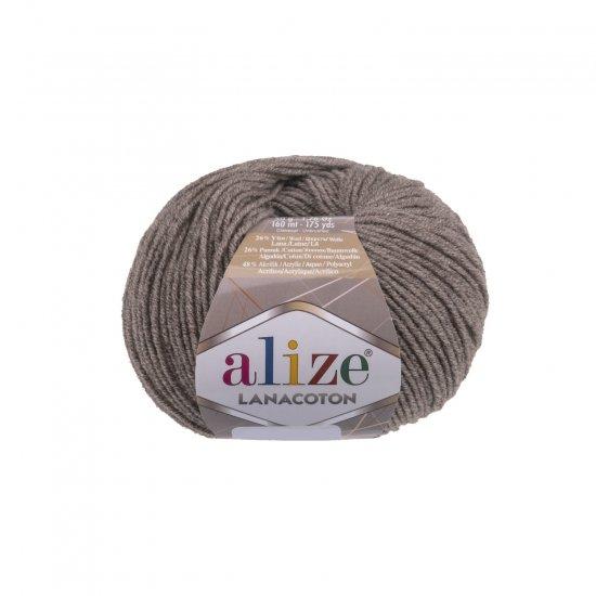 """пряжа alize lanacoton 688 ( ализе ланакотон ) для вязания шапок, свитеров, кардиганов, шарфов, кофт, джемперов, жакетов - купить в украине в интернет-магазине """"пряжа-shop"""" 6097 priazha-shop.com 2"""