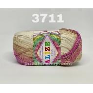 """пряжа alize miss batik 3713 ( ализе мисс батик ) для вязания крючком ажурных изделий, приятна для взрослых и идеальна для детей - купить в украине в интернет-магазине """"пряжа-shop"""" 168 priazha-shop.com 6"""