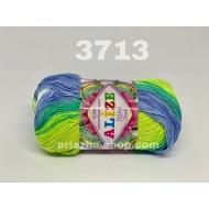 """пряжа alize miss batik 50874 ( ализе мисс батик ) для вязания крючком ажурных изделий, приятна для взрослых и идеальна для детей - купить в украине в интернет-магазине """"пряжа-shop"""" 170 priazha-shop.com 12"""