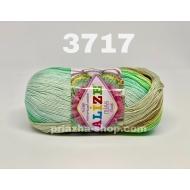 """пряжа alize miss batik 3713 ( ализе мисс батик ) для вязания крючком ажурных изделий, приятна для взрослых и идеальна для детей - купить в украине в интернет-магазине """"пряжа-shop"""" 168 priazha-shop.com 7"""