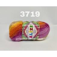 """пряжа alize miss batik 3713 ( ализе мисс батик ) для вязания крючком ажурных изделий, приятна для взрослых и идеальна для детей - купить в украине в интернет-магазине """"пряжа-shop"""" 168 priazha-shop.com 11"""