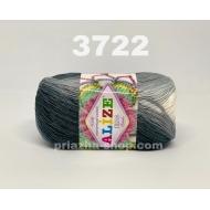 """пряжа alize miss batik 3713 ( ализе мисс батик ) для вязания крючком ажурных изделий, приятна для взрослых и идеальна для детей - купить в украине в интернет-магазине """"пряжа-shop"""" 168 priazha-shop.com 5"""