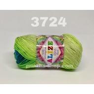 """пряжа alize miss batik 3713 ( ализе мисс батик ) для вязания крючком ажурных изделий, приятна для взрослых и идеальна для детей - купить в украине в интернет-магазине """"пряжа-shop"""" 168 priazha-shop.com 8"""