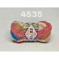 """пряжа alize miss batik 3713 ( ализе мисс батик ) для вязания крючком ажурных изделий, приятна для взрослых и идеальна для детей - купить в украине в интернет-магазине """"пряжа-shop"""" 168 priazha-shop.com 9"""
