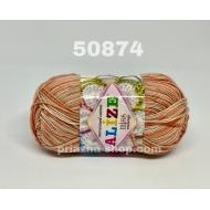 """пряжа alize miss batik 3713 ( ализе мисс батик ) для вязания крючком ажурных изделий, приятна для взрослых и идеальна для детей - купить в украине в интернет-магазине """"пряжа-shop"""" 168 priazha-shop.com 13"""