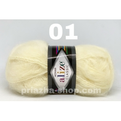 Alize Mohair 01