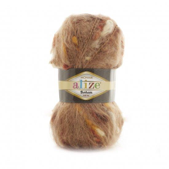 """пряжа alize mohair bohem 5220 ( ализе мохер богем ) для вязания шалей, кардиганов, свитеров, кофточек, шапок, шарфиков, варежек и различных легких, воздушных зимних аксессуаров. - купить в украине в интернет-магазине """"пряжа-shop"""" 6124 priazha-shop.com 2"""