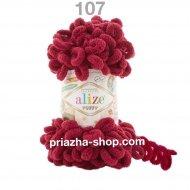 """пряжа alize puffy 62 ( ализе пуффи ) для вязания детских пледов, игрушек, декоративных подушек, шарфиков - купить в украине в интернет-магазине """"пряжа-shop"""" 375 priazha-shop.com 33"""