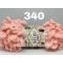 """пряжа alize puffy 02 ( ализе пуффи ) для вязания детских пледов, игрушек, декоративных подушек, шарфиков - купить в украине в интернет-магазине """"пряжа-shop"""" 3694 priazha-shop.com 28"""