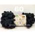 """пряжа alize puffy 646 ( ализе пуффи ) для вязания детских пледов, игрушек, декоративных подушек, шарфиков - купить в украине в интернет-магазине """"пряжа-shop"""" 3556 priazha-shop.com 26"""