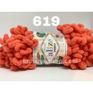 """пряжа alize puffy 146 ( ализе пуффи ) для вязания детских пледов, игрушек, декоративных подушек, шарфиков - купить в украине в интернет-магазине """"пряжа-shop"""" 386 priazha-shop.com 5"""