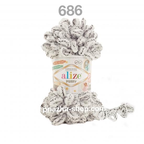 """пряжа alize puffy 686 ( ализе пуффи ) для вязания детских пледов, игрушек, декоративных подушек, шарфиков - купить в украине в интернет-магазине """"пряжа-shop"""" 3697 priazha-shop.com 2"""