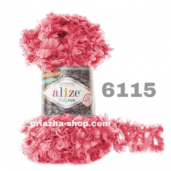 Alize Puffy Fur 6115