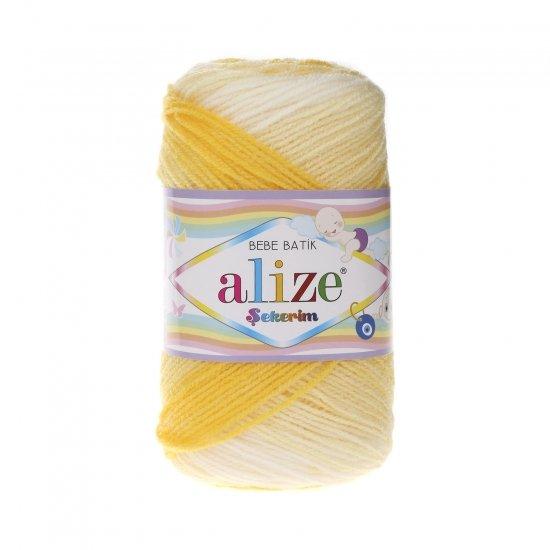 """пряжа alize sekerim batik 6318 ( ализе секерим батик ) для вязания шапок, накидок, пледов, шарфов, кофт, одежды, игрушек и аксессуаров - купить в украине в интернет-магазине """"пряжа-shop"""" 6170 priazha-shop.com 2"""