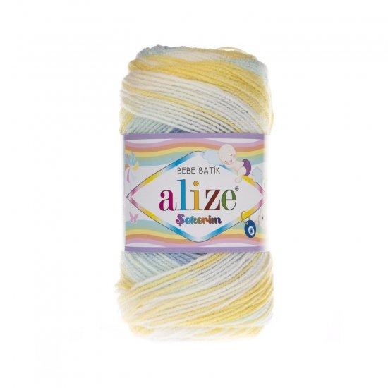 """пряжа alize sekerim batik 6925 ( ализе секерим батик ) для вязания шапок, накидок, пледов, шарфов, кофт, одежды, игрушек и аксессуаров - купить в украине в интернет-магазине """"пряжа-shop"""" 6178 priazha-shop.com 2"""