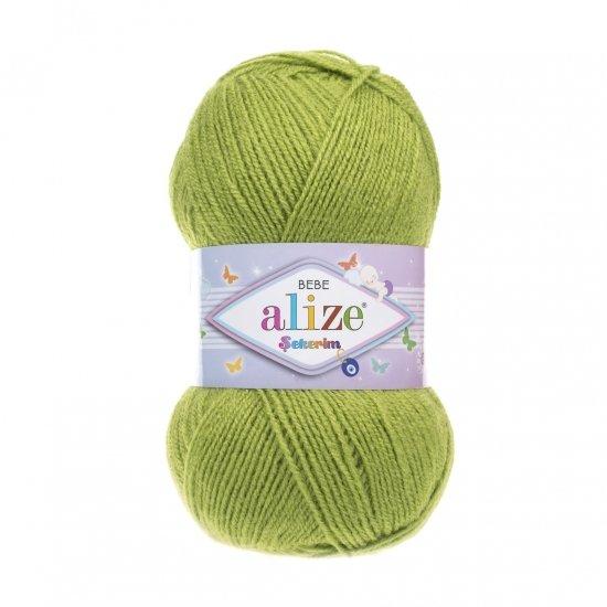"""пряжа alize sekerim bebe 117 ( ализе секерим бебе ) для вязания шапок, накидок, пледов, шарфов, кофт, одежды, игрушек и аксессуаров - купить в украине в интернет-магазине """"пряжа-shop"""" 6197 priazha-shop.com 2"""