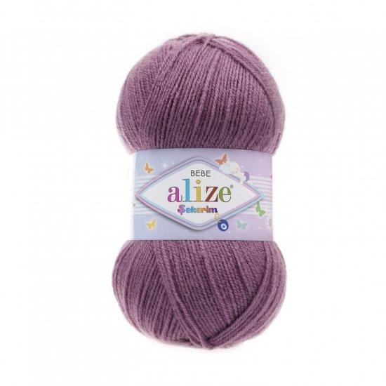 """пряжа alize sekerim bebe 28 ( ализе секерим бебе ) для вязания шапок, накидок, пледов, шарфов, кофт, одежды, игрушек и аксессуаров - купить в украине в интернет-магазине """"пряжа-shop"""" 6186 priazha-shop.com 2"""