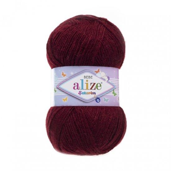 """пряжа alize sekerim bebe 57 ( ализе секерим бебе ) для вязания шапок, накидок, пледов, шарфов, кофт, одежды, игрушек и аксессуаров - купить в украине в интернет-магазине """"пряжа-shop"""" 6190 priazha-shop.com 2"""
