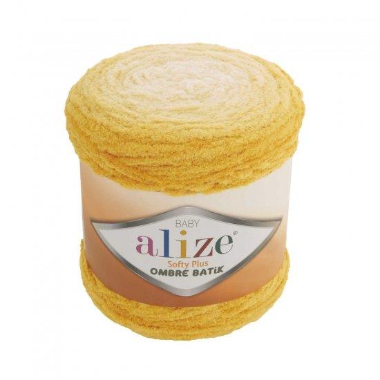 """пряжа alize softy plus ombre batik 7285 ( ализе софти плюс омбре батик ) для вязания детских вещей, пледов, игрушек, декоративных подушек обширной палитры оттенков - купить в украине в интернет-магазине """"пряжа-shop"""" 6130 priazha-shop.com 2"""