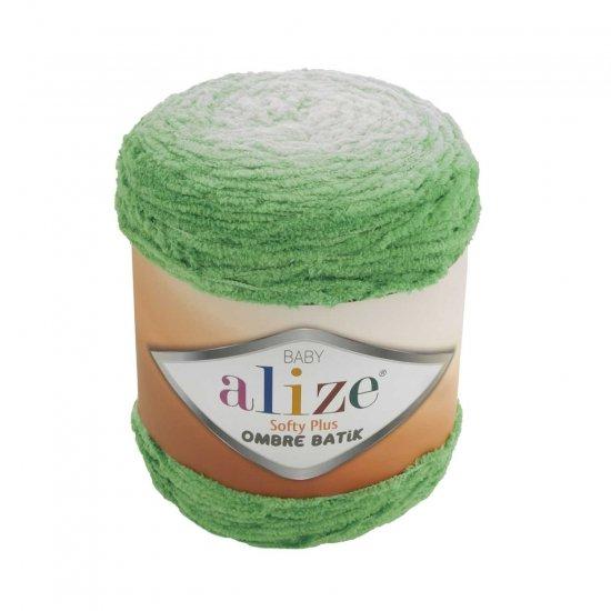"""пряжа alize softy plus ombre batik 7287 ( ализе софти плюс омбре батик ) для вязания детских вещей, пледов, игрушек, декоративных подушек обширной палитры оттенков - купить в украине в интернет-магазине """"пряжа-shop"""" 6132 priazha-shop.com 2"""