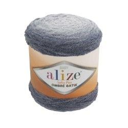 Alize Softy Plus Ombre Batik 7288