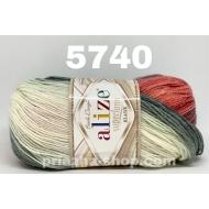 """пряжа alize superlana klasik batik 4276 ( ализе суперлана класик батик ) для вязания свитеров , шапок, тапочек, варежек, шарфов и других осенне-зимних аксессуаров шикарной цветовой гаммы - купить в украине в интернет-магазине """"пряжа-shop"""" 1611 priazha-shop.com 4"""