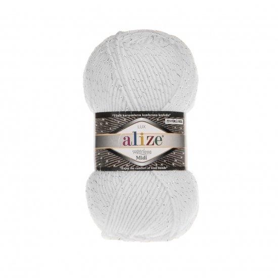 """пряжа alize superlana midi lux 55 ( ализе суперлана миди люкс ) для свитеров и жилетов, кардиганов, шапок и шарфов, тапочек, варежек и прочих осенне-зимних аксессуаров - купить в украине в интернет-магазине """"пряжа-shop"""" 6139 priazha-shop.com 2"""