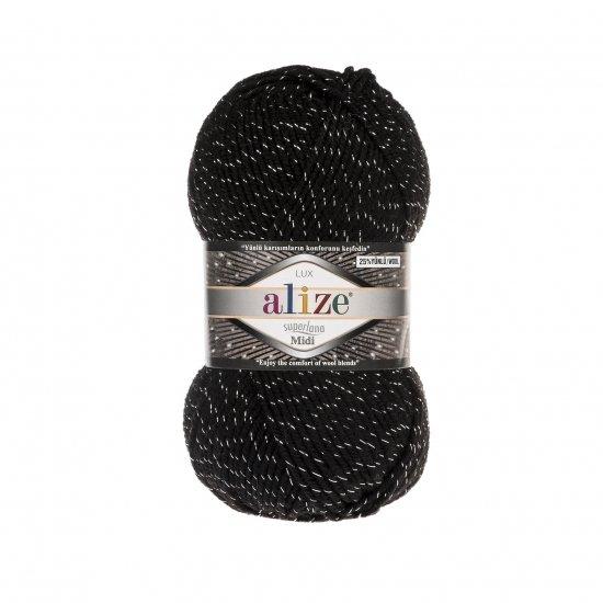"""пряжа alize superlana midi lux 60 ( ализе суперлана миди люкс ) для свитеров и жилетов, кардиганов, шапок и шарфов, тапочек, варежек и прочих осенне-зимних аксессуаров - купить в украине в интернет-магазине """"пряжа-shop"""" 6142 priazha-shop.com 2"""