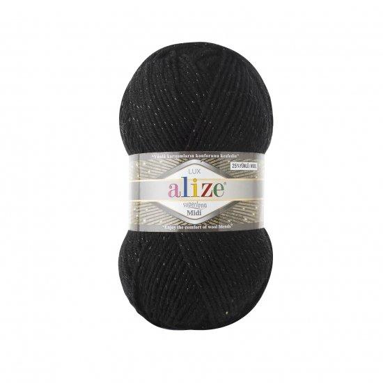 """пряжа alize superlana midi lux 6060 ( ализе суперлана миди люкс ) для свитеров и жилетов, кардиганов, шапок и шарфов, тапочек, варежек и прочих осенне-зимних аксессуаров - купить в украине в интернет-магазине """"пряжа-shop"""" 6146 priazha-shop.com 2"""