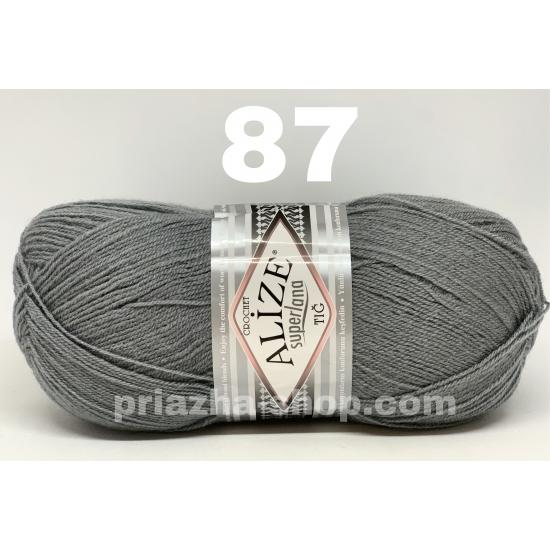 """пряжа alize superlana tig 87 ( ализе суперлана тиг ) для вязания плотных свитерков и жилеток, шапок, тапочек, варежек, шарфиков и различных осенне-зимних аксессуаров - купить в украине в интернет-магазине """"пряжа-shop"""" 1655 priazha-shop.com 2"""
