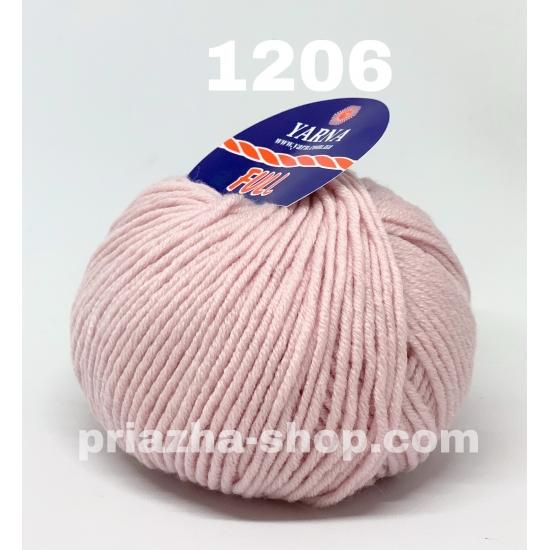 """пряжа bbb full 1206 ( ббб фулл ) для вязания шапочек, джемперов, кардиганов, шарфиков, перчаток, различных аксессуаров - купить в украине в интернет-магазине """"пряжа-shop"""" 3268 priazha-shop.com 2"""