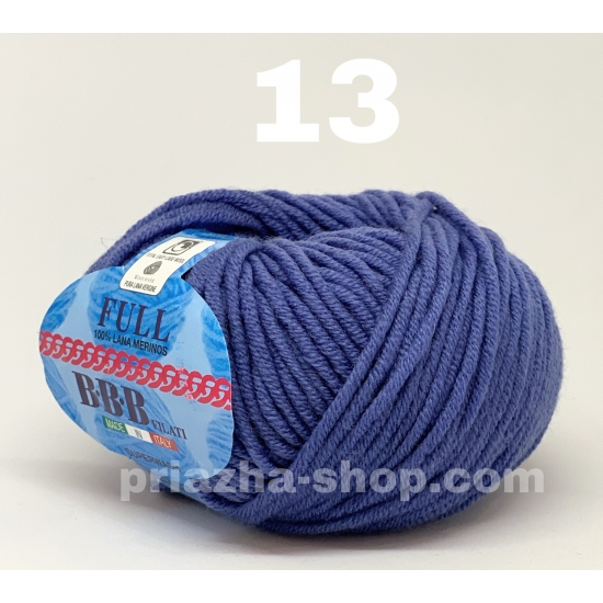 """пряжа bbb full 13 ( ббб фулл ) для вязания шапочек, джемперов, кардиганов, шарфиков, перчаток, различных аксессуаров - купить в украине в интернет-магазине """"пряжа-shop"""" 2411 priazha-shop.com 2"""