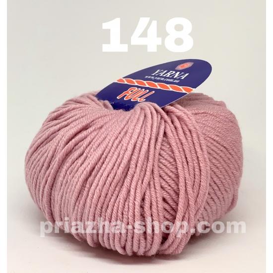 """пряжа bbb full 148 ( ббб фулл ) для вязания шапочек, джемперов, кардиганов, шарфиков, перчаток, различных аксессуаров - купить в украине в интернет-магазине """"пряжа-shop"""" 2448 priazha-shop.com 2"""