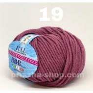 """пряжа bbb full 423 ( ббб фулл ) для вязания шапочек, джемперов, кардиганов, шарфиков, перчаток, различных аксессуаров - купить в украине в интернет-магазине """"пряжа-shop"""" 3305 priazha-shop.com 8"""