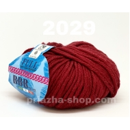 """пряжа bbb full 664 ( ббб фулл ) для вязания шапочек, джемперов, кардиганов, шарфиков, перчаток, различных аксессуаров - купить в украине в интернет-магазине """"пряжа-shop"""" 2416 priazha-shop.com 4"""