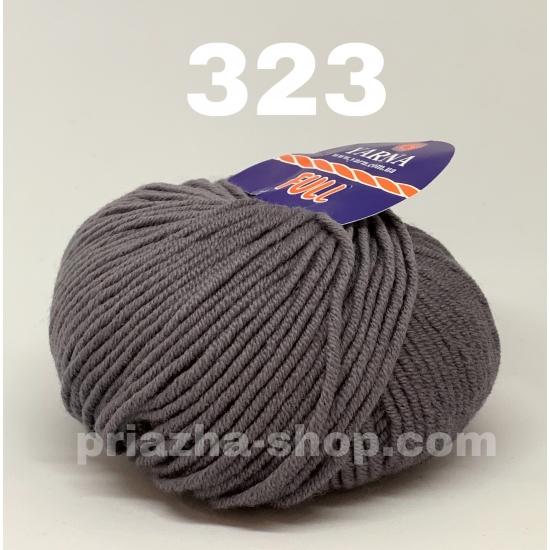 """пряжа bbb full 323 ( ббб фулл ) для вязания шапочек, джемперов, кардиганов, шарфиков, перчаток, различных аксессуаров - купить в украине в интернет-магазине """"пряжа-shop"""" 2429 priazha-shop.com 2"""