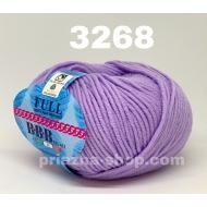"""пряжа bbb full 9836 ( ббб фулл ) для вязания шапочек, джемперов, кардиганов, шарфиков, перчаток, различных аксессуаров - купить в украине в интернет-магазине """"пряжа-shop"""" 2447 priazha-shop.com 28"""
