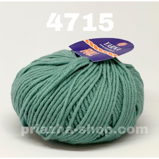 """пряжа bbb full 4715 ( ббб фулл ) для вязания шапочек, джемперов, кардиганов, шарфиков, перчаток, различных аксессуаров - купить в украине в интернет-магазине """"пряжа-shop"""" 2407 priazha-shop.com 2"""