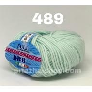 """пряжа bbb full 9836 ( ббб фулл ) для вязания шапочек, джемперов, кардиганов, шарфиков, перчаток, различных аксессуаров - купить в украине в интернет-магазине """"пряжа-shop"""" 2447 priazha-shop.com 25"""
