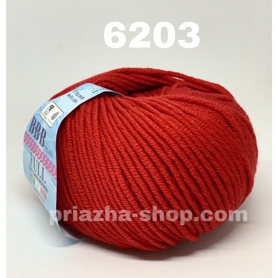 """пряжа bbb full 6203 ( ббб фулл ) для вязания шапочек, джемперов, кардиганов, шарфиков, перчаток, различных аксессуаров - купить в украине в интернет-магазине """"пряжа-shop"""" 3427 priazha-shop.com 2"""