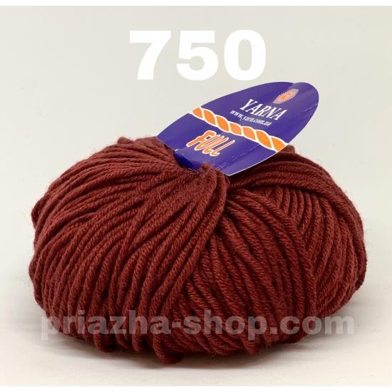 """пряжа bbb full 750 ( ббб фулл ) для вязания шапочек, джемперов, кардиганов, шарфиков, перчаток, различных аксессуаров - купить в украине в интернет-магазине """"пряжа-shop"""" 2437 priazha-shop.com 2"""