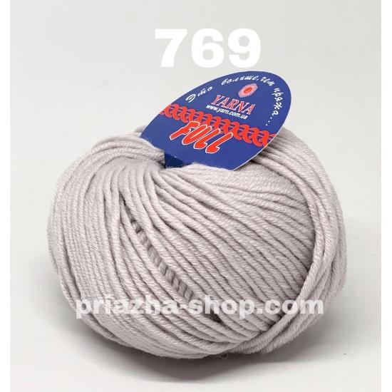 """пряжа bbb full 769 ( ббб фулл ) для вязания шапочек, джемперов, кардиганов, шарфиков, перчаток, различных аксессуаров - купить в украине в интернет-магазине """"пряжа-shop"""" 3302 priazha-shop.com 2"""