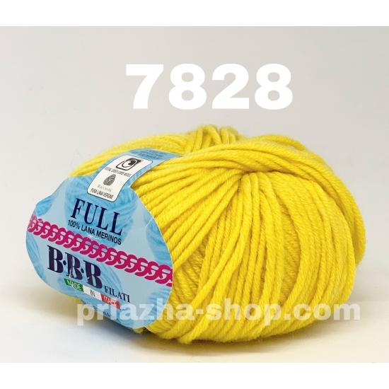 """пряжа bbb full 7828 ( ббб фулл ) для вязания шапочек, джемперов, кардиганов, шарфиков, перчаток, различных аксессуаров - купить в украине в интернет-магазине """"пряжа-shop"""" 2399 priazha-shop.com 2"""
