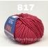 """пряжа bbb full 817 ( ббб фулл ) для вязания шапочек, джемперов, кардиганов, шарфиков, перчаток, различных аксессуаров - купить в украине в интернет-магазине """"пряжа-shop"""" 2408 priazha-shop.com 35"""