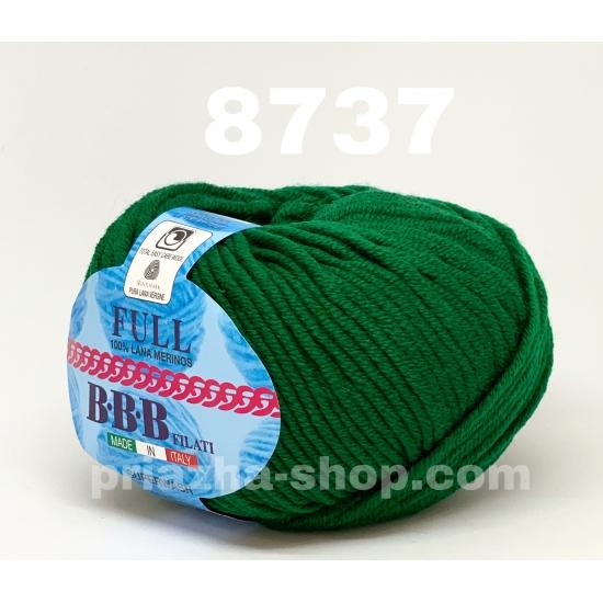 """пряжа bbb full 8737 ( ббб фулл ) для вязания шапочек, джемперов, кардиганов, шарфиков, перчаток, различных аксессуаров - купить в украине в интернет-магазине """"пряжа-shop"""" 2417 priazha-shop.com 2"""